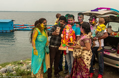 Festivals of India - Ganesh Chathurthi (Balaji Photography : 6 Million+ views) Tags: visarjan ganesha ganeshvisarjan ganesh immersioncanongolar bhujutharakhandpantnagarrudrapurecoloursfestivalfestival india
