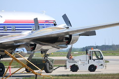 lLA Berlin 2018: Flying Bulls Douglas DC-6B OE-LDM (Helgoland01) Tags: airshow berlin brandenburg deutschland germany ila 2018 flyingbulls flugzeug aircraft aviation airplane plane flughafen airport douglas