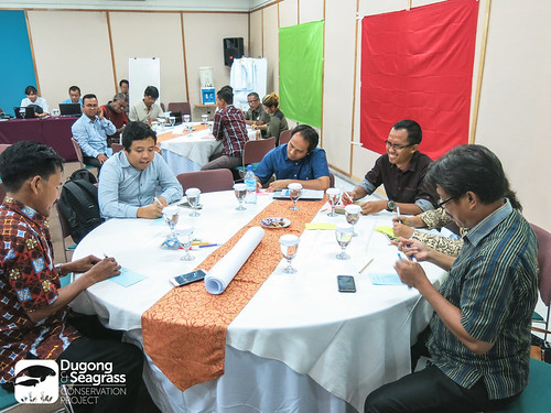 Participants from Kobar Identify Communication Purpose