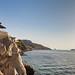 Coastline of Hydra island