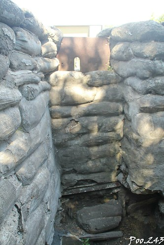 Yorkshire Trench & Dugout
