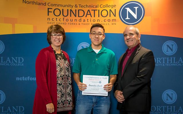 2018 EGF Fall Scholarship Ceremony