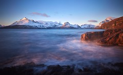 Cuillin Hills from Elgol - Isle of Skye (Bill Higham) Tags: cuillin elgol skye scotland winter longexposure uk