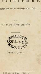 This image is taken from Der Cretinismus, philosophisch und medicinisch untersucht (Medical Heritage Library, Inc.) Tags: cretinism rcpedinburgh ukmhl medicalheritagelibrary europeanlibraries date1817 idb28041380