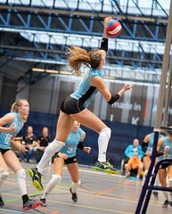 4A130829 (roel.ubels) Tags: volleybal eredivisie talent team papendal valkenhuizen sport topsport pharmafilter us tt 2018 volleyball indoor