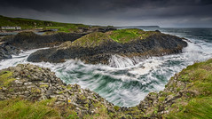Stormy Seas (peter_beagan) Tags: canon canon5diii formatthitech nisi filters landscape landscapephotography