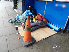 Charing Cross Road. 20181011T07-56-21Z (fitzrovialitter) Tags: england gbr geo:lat=5151170000 geo:lon=012839000 geotagged leicestersquare stjamessward unitedkingdom peterfoster fitzrovialitter city camden westminster streets urban street environment london fitzrovia streetphotography documentary authenticstreet reportage photojournalism editorial daybyday journal diary captureone olympusem1markii mzuiko 1240mmpro microfourthirds mft m43 μ43 μft ultragpslogger geosetter exiftool rubbish litter dumping flytipping trash garbage homeless beggar vagrant pavement