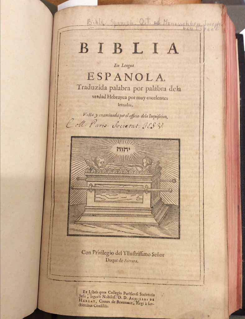The World's Best Photos of bible and spanish - Flickr Hive Mind