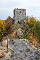 Ralsko (Marcel Svět) Tags: canon eos 760d czech autumn ralsko castle ruins