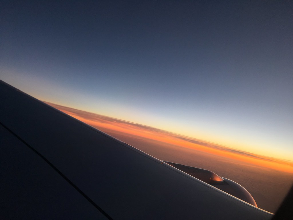 фото: Up in the air again