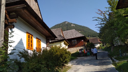 20180921-25 Vlkolínec » Village typique (XIV), UNESCO