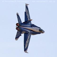 0745 Canadian F18 (photozone72) Tags: yeovilton yeoviltonairday airshows aircraft airshow aviation jets canon canon7dmk2 canon100400f4556lii 7dmk2 canadian f18 f18hornet hornet