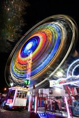 Charter Fair (www.stuartglloyd.co.uk) Tags: old amersham charter fair bucks stuart lloyd fairground ride long exposure