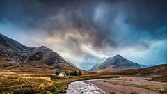 The Cottage (petebristo) Tags: landscape scotland