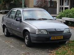 "1990 Opel Kadett ""Life"" (harry_nl) Tags: netherlands nederland 2018 austerlitz opel kadett life yn46rz sidecode4"