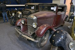 1932 Amilcar Type M3 Cabriolet (pontfire) Tags: 1932 amilcar type m3 cabriolet rétromobile 2018 retromobile française french vente broual