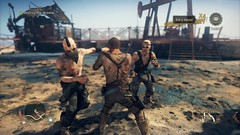 Mad Max_20180925000405 (Livid Lazan) Tags: mad max videogame playstation 4 ps4 pro warner brothers war boys dystopia australia desert wasteland sand dune rock valley hills violence motor car automobile death race brawl scenery wallpaper drive sky cloud action adventure divine outback gasoline guzzoline