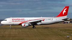 CN-NMG A320 AIR ARABIA MAROC