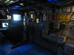2018-090332 (bubbahop) Tags: 2018 amtraktrip sandiego california usa ussmidway museum cv41 aircraftcarrier ship navy hangar deck