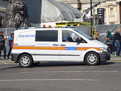 BU12 AOJ (Emergency_Vehicles) Tags: bu12aoj metropolitan police jqd
