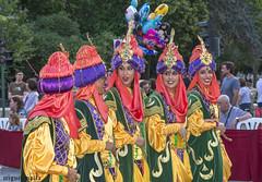 DSC_1026 (miguelmoll387) Tags: morosycristianos villena alicante comunidadvalenciana fiestaspopulares fiestas comparsas desfile nikon sigma sigma1770 septiembre folclore