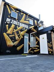 Martin / Gaversesteenweg - 5 okt 2018 (Ferdinand 'Ferre' Feys) Tags: gent ghent gand belgium belgique belgië streetart artdelarue graffitiart graffiti graff urbanart urbanarte arteurbano ferdinandfeys martin