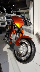 Travertson V-rex Concept bike (haseebahmed312) Tags: travertson vrex bike motorcycle motorbike biker orange horsepower concept specialedition limitededition sportscar supercar spyder spider super sedan special silver america american