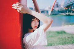 000460180007 (Charles' Photography) Tags: canon c200 cute woman natura park station beauty portrait film fujifilm fiji