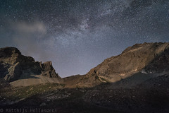 French Alps (Matthijs Hollanders) Tags: matthijshollanders frenchalps alpen alps france milkyway landscape nightscape stars