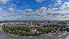 (Stratos28) Tags: edinburgh scotland nikon d750 panoramic pano newtown view castle ul 24120f4 princesstreet princesstreetgardens panoramicview edinburghcastle
