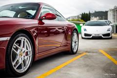 Porsche 911 Targa 4S 997 (MKII) (Natty France @nfsphoto) Tags: porsche targa4s targa 4s canon canon6d 6d florianópolis floripa fln sc santacatarina detalhamentoautomotivo diamondcardetail carsdetails lamborghini gallardo bicolore