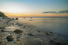 Feels (learnliveinspire) Tags: beach sunset long island ny beautiful love earth water shore ocean colors sand outdoors landscape nikon