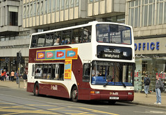 SN04AEF Lothian 692 (martin 65) Tags: lothian edinburgh scottish scotland road transport wrightbus plaxton president volvo vehicle bus buses