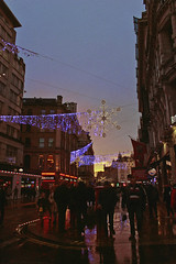 London (TheJennire) Tags: photography fotografia foto photo canon camera camara colours colores cores light luz young tumblr indie teen adolescentcontent london england europe eurotrip 2017 christmas xmas christmaslights newyear street sunset people lights sky winter cold