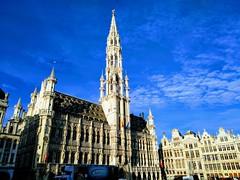 La Gran Plaza, Bruselas, Bélgica. (gustavoantonioromeromurga) Tags: belgica bruselas gran plaza europa 2018