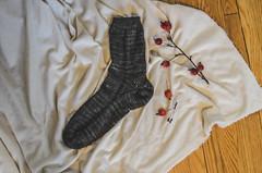 socks for matt (dear emma rae) Tags: socktober socks knittedsocks knitsocks sockknitters knitting knitted knits knit