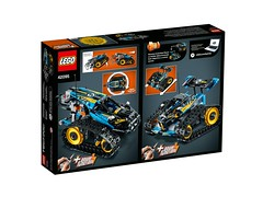42095 RC Stunt Racer back