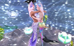 Mermaids (Morrigan Fang) Tags: mooh the gacha life 7 deadly s{k}ins ikon gaeg maitreya image essentials
