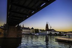 Frankfurt0502 (schulzharri) Tags: frankfurt deutschland germany europa europe flus river water wasser city stadt hessen schiff boat vessel ship