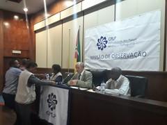Conferência de Imprensa - Comunicação Preliminar de Constatações (2) (Comunidade dos Paises de Lingua Portuguesa) Tags: cplp moçambique observação eleições autárquicas