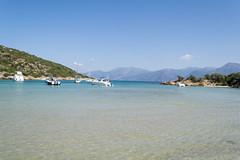 _DSC1605 (Romainounet) Tags: corse nature vert plage bleu ciel sable été septembre 2018 mer bateau