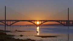 _MG_0937_DxO (ugernum) Tags: 29finistère plougasteldaoulas coucherdesoleil pont bretagne france fr