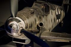 DSC_8213 (Warren Meyer) Tags: australianwarmemorial messerschmitt bf109 museum canberra awm