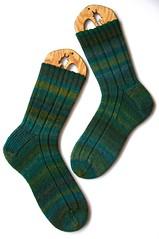bmfa mppdx socks 04 (thing4string) Tags: knit knitting handknit handknitted socks handspun handspinning wool superwash merino nylon bluemoonfiberarts bmfa fingering 3ply