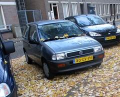 2001 Suzuki Alto (occama) Tags: 40gvpv suzuki alto car 2001 kei japanese holland netherlands small dutch
