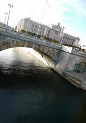 Norrbro över Söderström (nilsw) Tags: fotosondag fs181021 bro