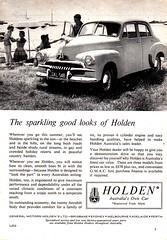 1956 FJ Holden Sedan Aussie Original Magazine Advertisement (Darren Marlow) Tags: 1 5 6 9 19 56 1956 fj f j h holden s sedan c car cool collectible collectors classic a automobile v vehicle aussie australian australia g m gm gmh general motors 50s