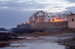 Essaouira (Mogador). Morocco (Ed.Moskalenko) Tags: essaouira morocco mogador atlantic ocean wall city medieval historic africa travel tourism wind sunrise clouds monument north