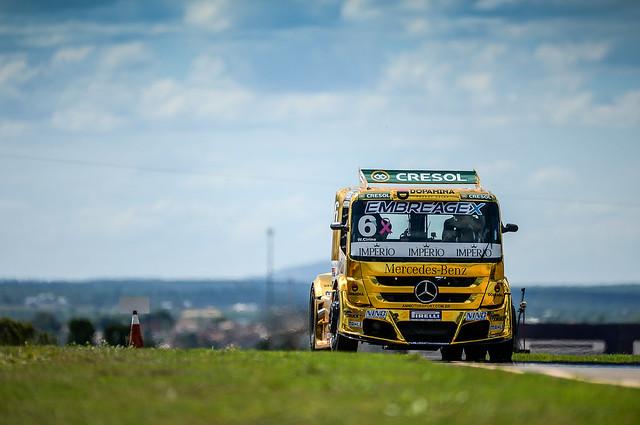 26/10/18 - Sexta-feira de treinos livres da Copa Truck em Curvelo - Fotos: Duda Bairros e Vanderley Soares