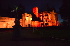 The Towers of Alton at Night (CoasterMadMatt) Tags: altontowersresort2018 altontowers2018 altontowersresort altontowers altontowersscarefest2018 scarefest2018 alton towers resort scarefest ruin ruins ruined altontowersruins mansion house home altontowershistory altontowersheritage history heritage building structure architecture illuminated litup lit up lights illumination floodlit altontowersinthedark altontowersatnight staffordshiremoorlands staffordshire staffs westmidlands midlands england greatbritain great britain gb unitedkingdom united kingdom uk europe october2018 autumn2018 october autumn 2018 coastermadmattphotography coastermadmatt photography photos photographs nikond3200